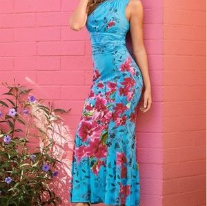 Floral dress Venus